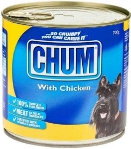 Chum Dog Food
