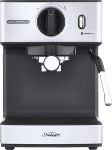 Sunbeam Cafe Espresso II Coffee Machine