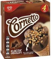 Cornetto Choc Cones
