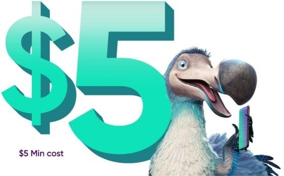 dodo-5-dollar