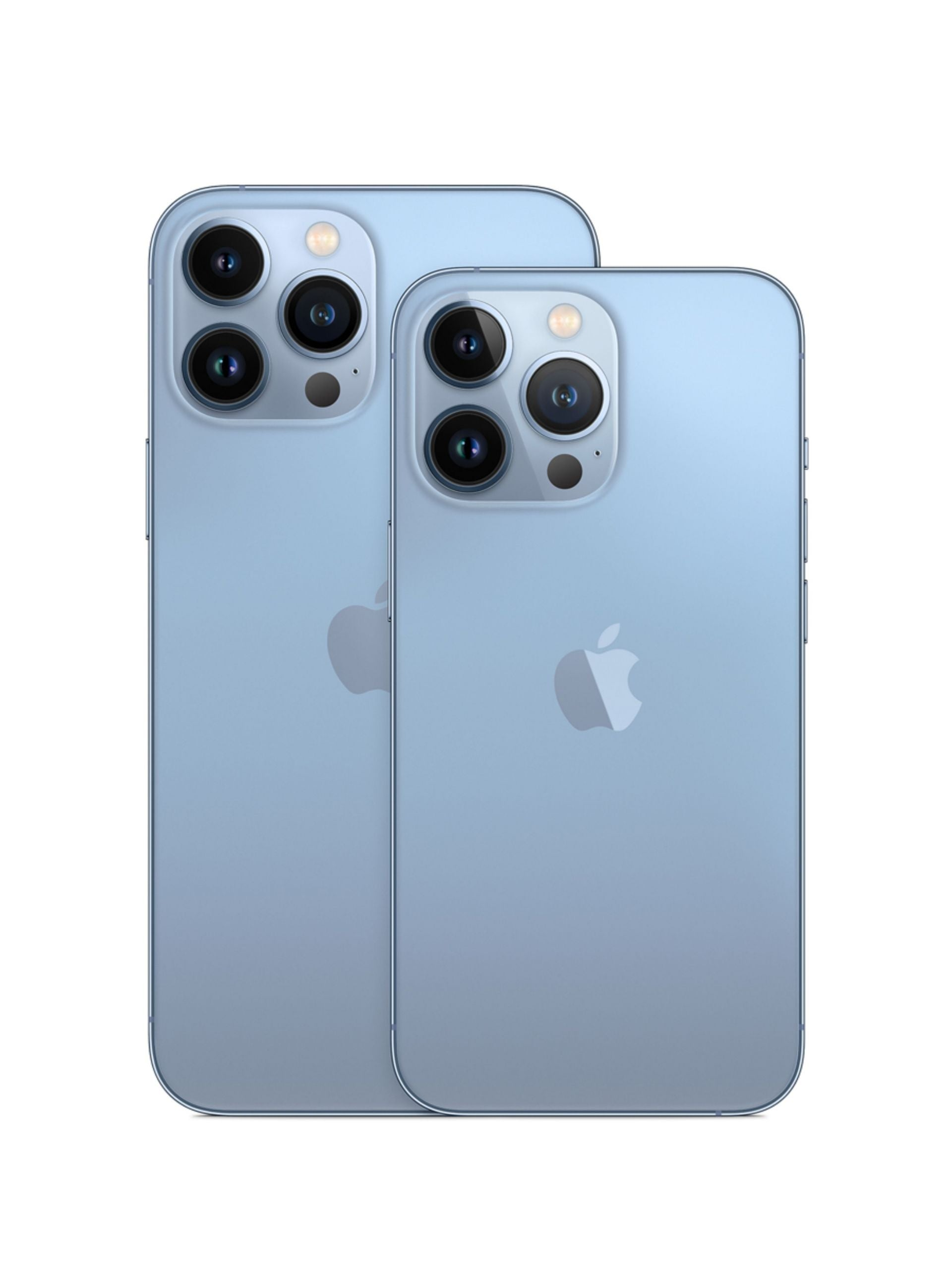 The iPhone 13 Pro and the iPhone 13 Pro Max