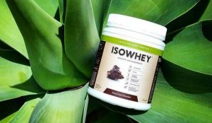 Isoweight weight loss replacement shakes