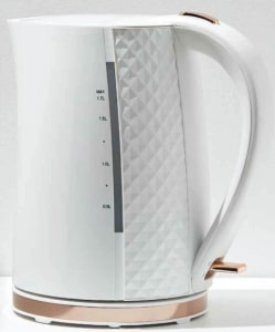 Target kettle review