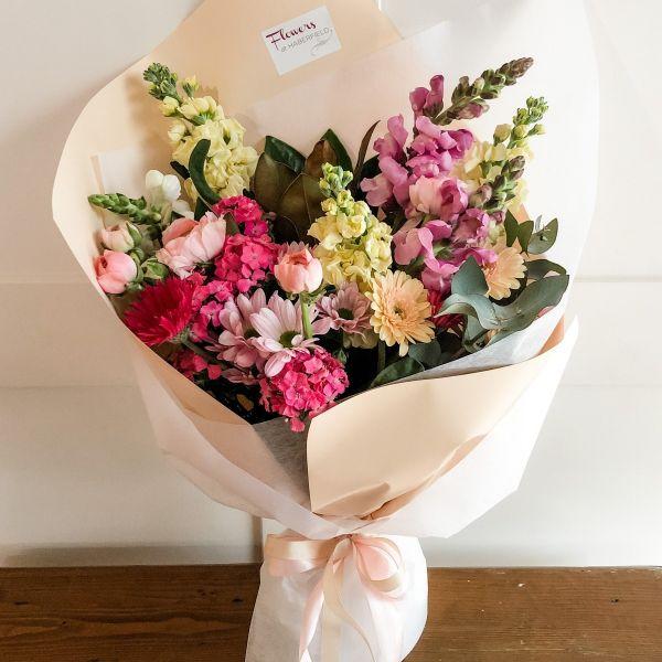 Bag a bouquet online flower review