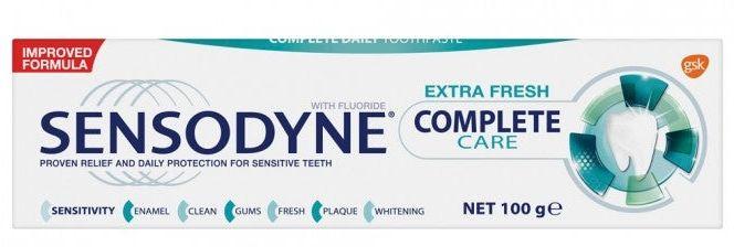 sensodyne toothpaste review