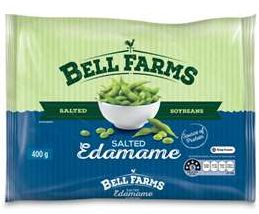 Bell Farms frozen vegetables review
