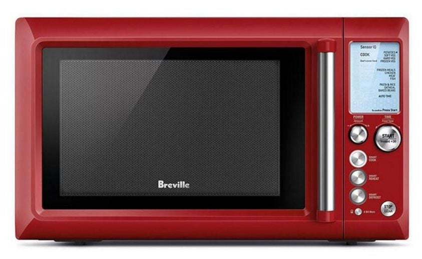 Breville microwave review