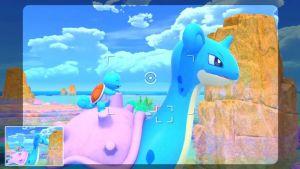 Pokemon Snap Photo Capture