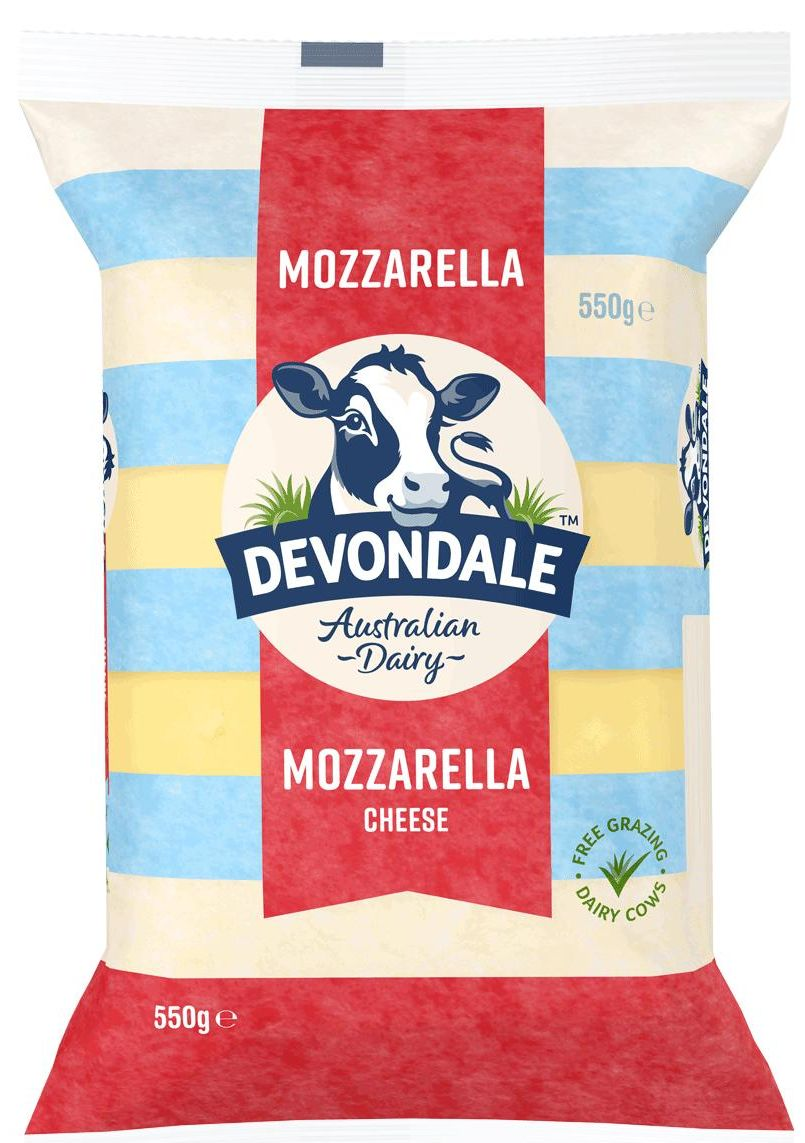 Devondale cheese