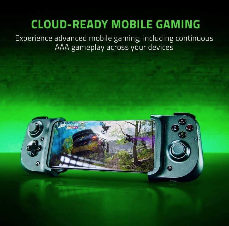 Cloud gaming poster