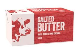 Coles butter review