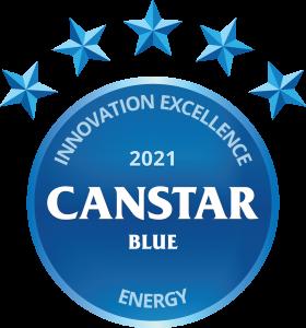 Canstar Blue Innovation Energy Award