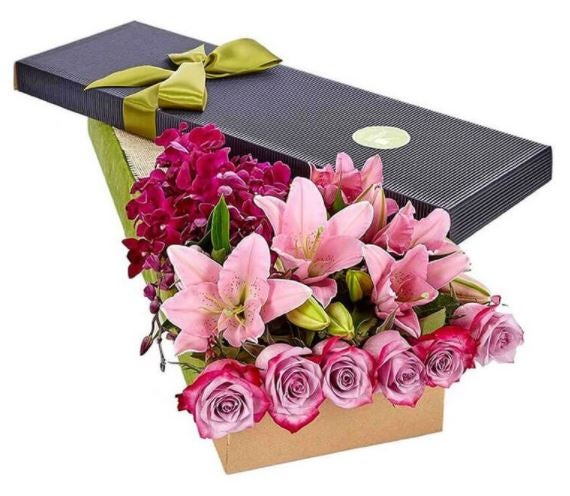 Fresh Flowers online flower delivery review