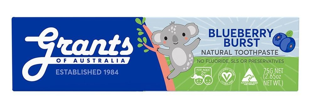 Grants of Australia toothpaste review