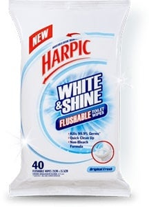 Harpic-Cleaning-Wipes