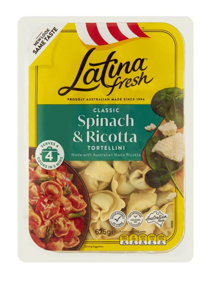 Latina fresh pasta review