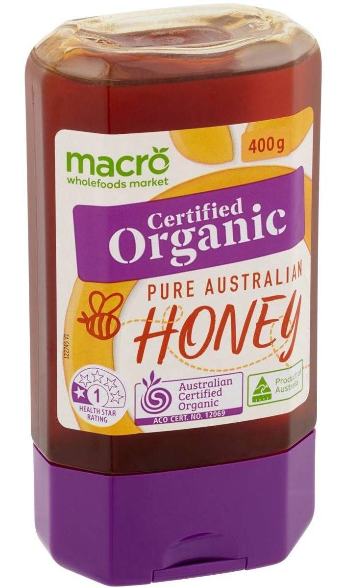 Macro Organic honey review