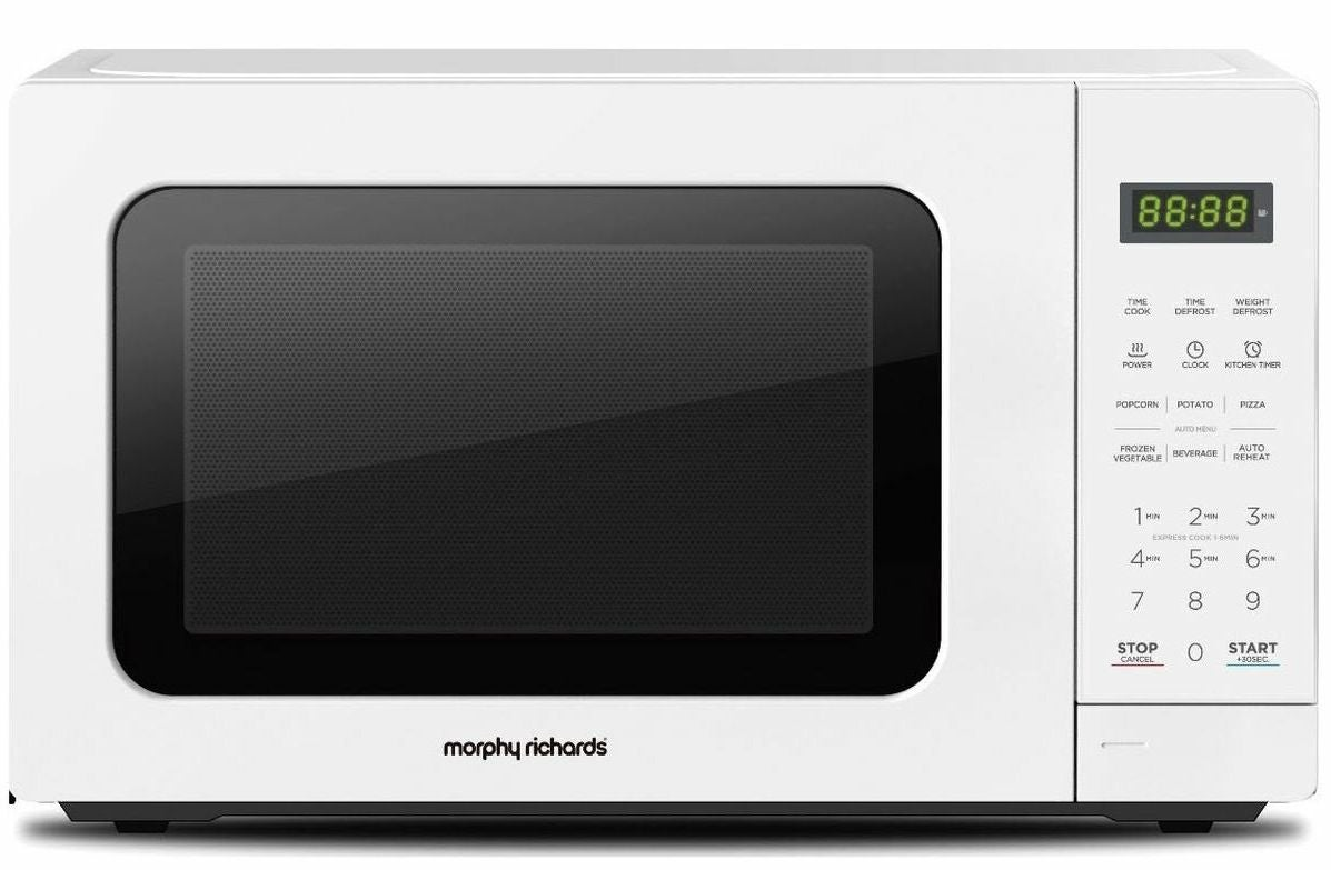 Morphy Richards microwave review