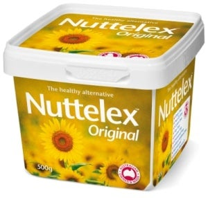 Nuttelex Margarine table spread review