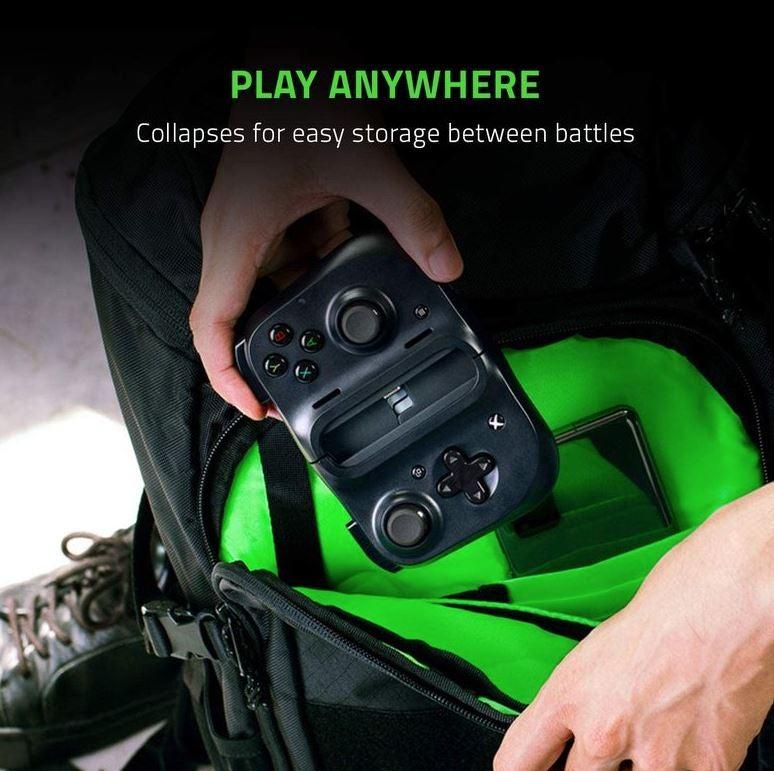 Play anywhere