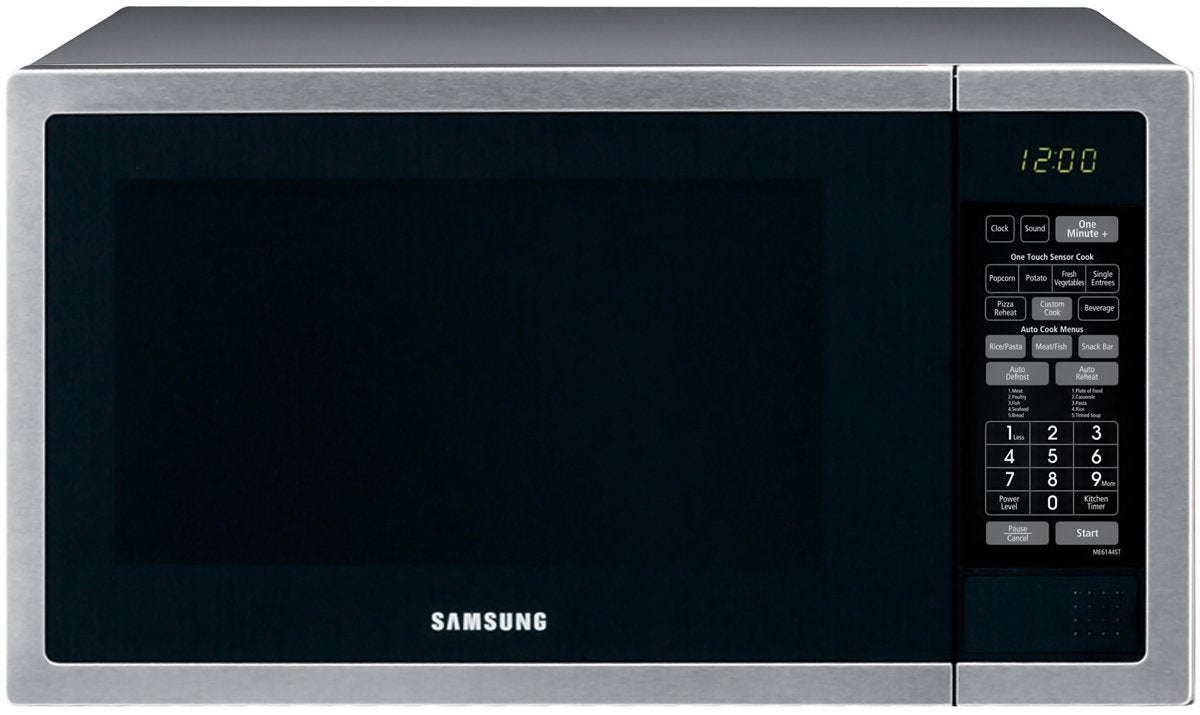 Samsung microwave review