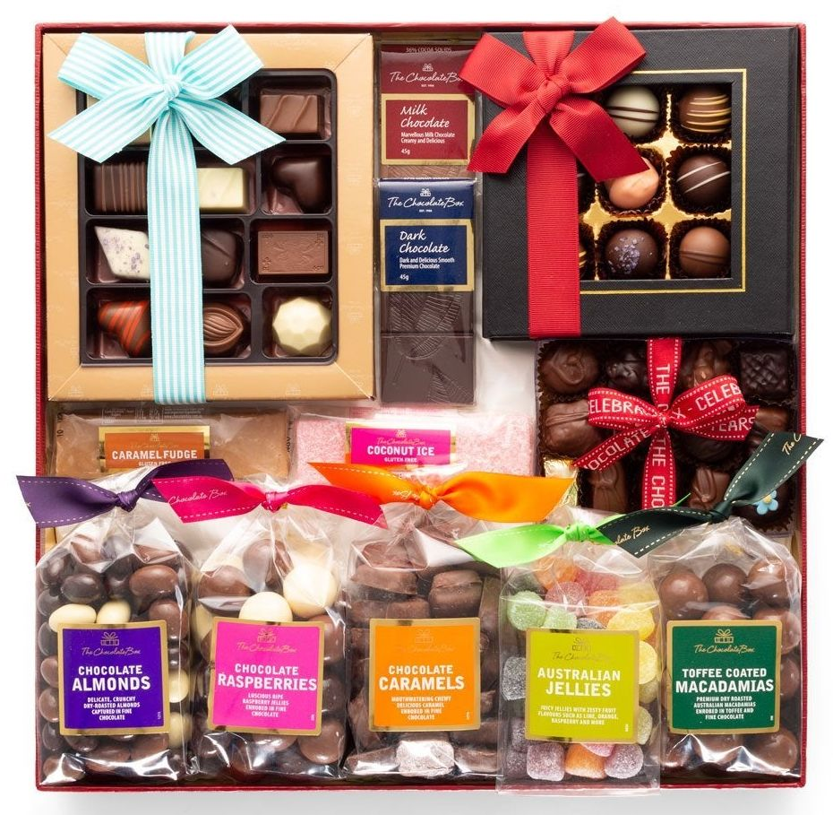 The Chocolate Box online gift delivery review