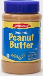 Aldi Bramwells Peanut Butter review