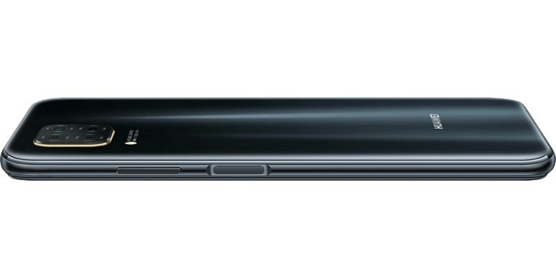 The Huawei 7i, face down