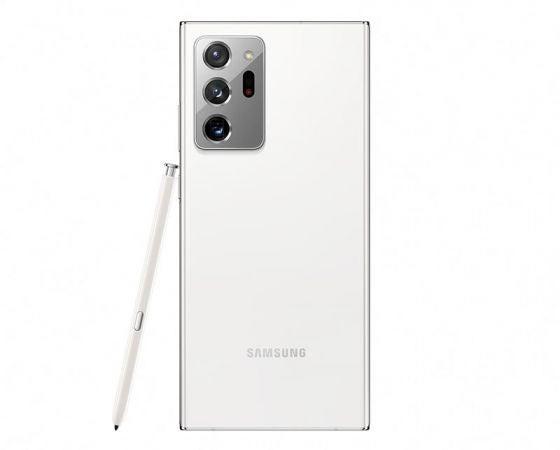 The Samsung Galaxy Note 20 Ultra 5G