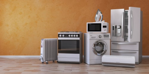 How long can you rent appliances?