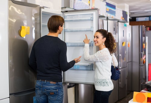 How much does it cost to rent a fridge?