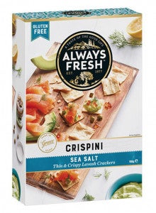 Always Fresh crackers review