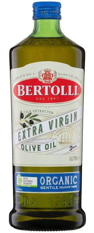 Bertolli olive oil review