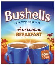 Bushells tea review