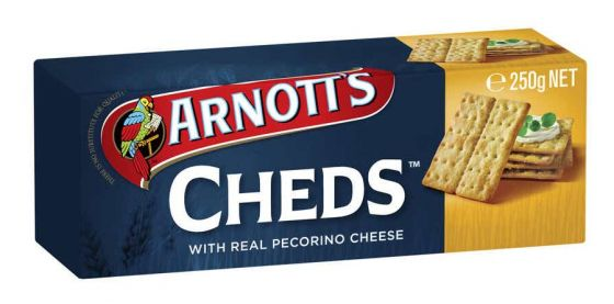 Cheds crackers review