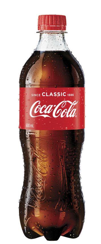 Coca Cola soft drink review