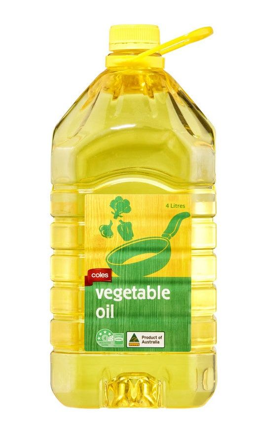 Coles cooking oil review