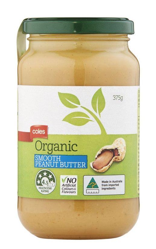 Coles peanut butter review
