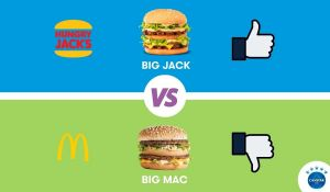 Hungry Jack's Burger Is Better