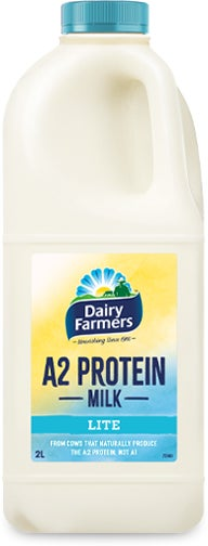 Dairy Farmers low fat skim milk
