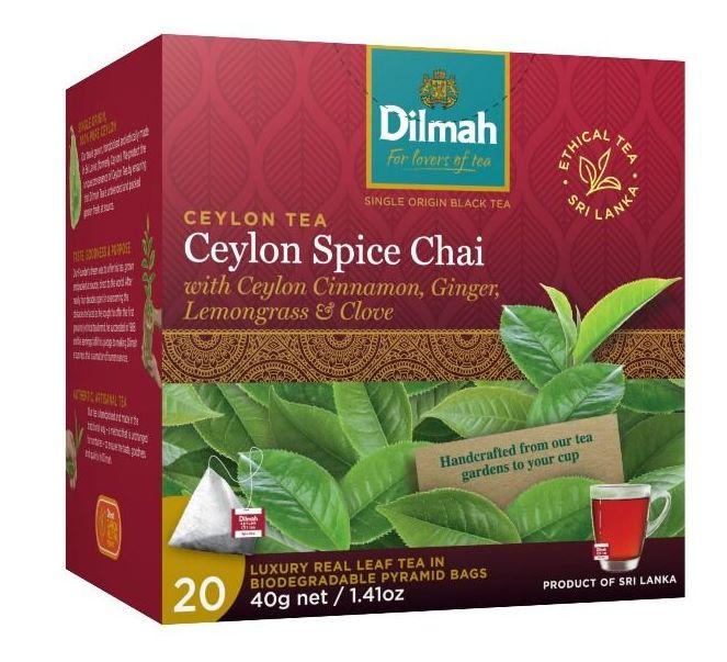 Dilmah black tea review
