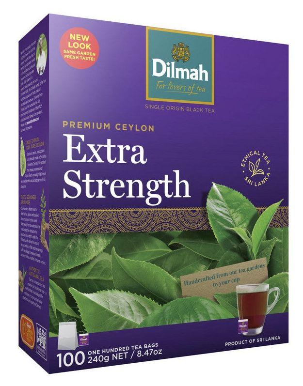 Dilmah tea review
