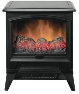 Dimplex 2kW Electric Fire (Casper Black)