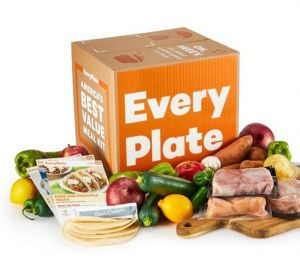 EveryPlate meal kits compared