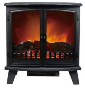 1.8kW Flame Effect Heater Kogan