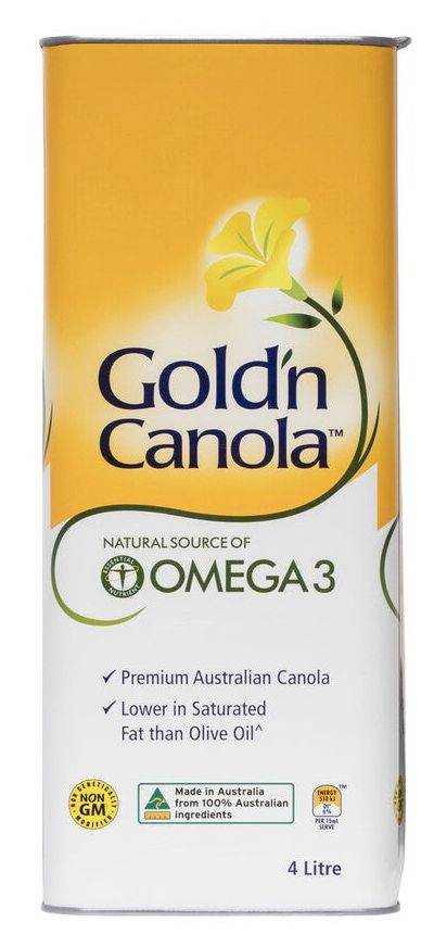 Goldn Canola cooking oil review