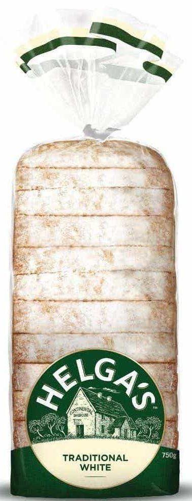 Helga's Continental Bakehouse white bread