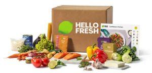 HelloFresh meal kits compared