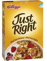 Kellogg's Just Right Review