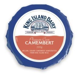 King Island Dairy soft cheese review